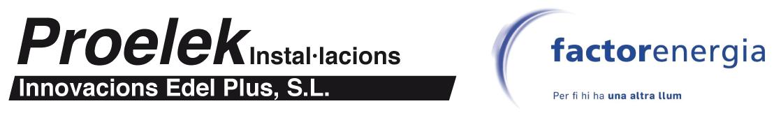 PROELEK INSTAL·LACIONS